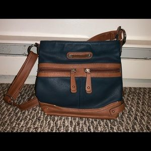 Rosetti cross shoulder bag